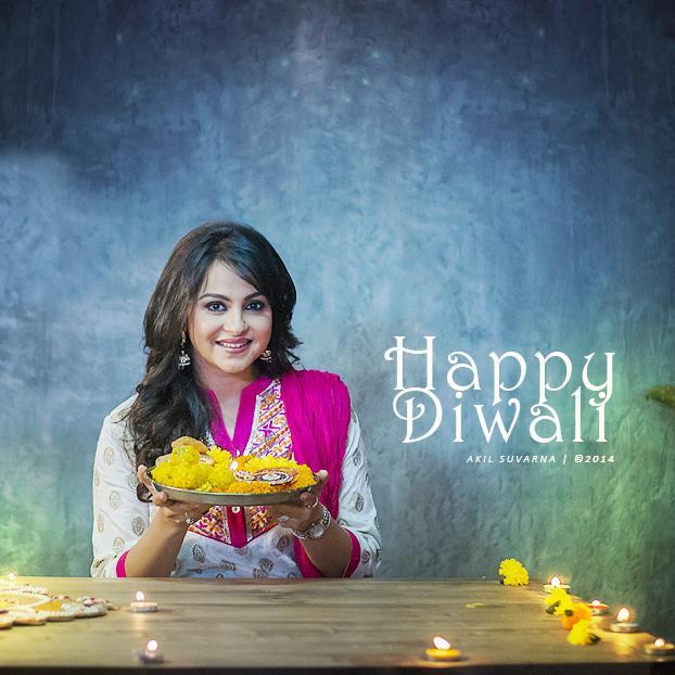 Happy Diwali by Gurdip Punjj